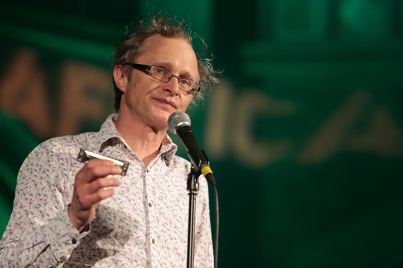 Simon Munnery: The Wreath in Bristol 2019
