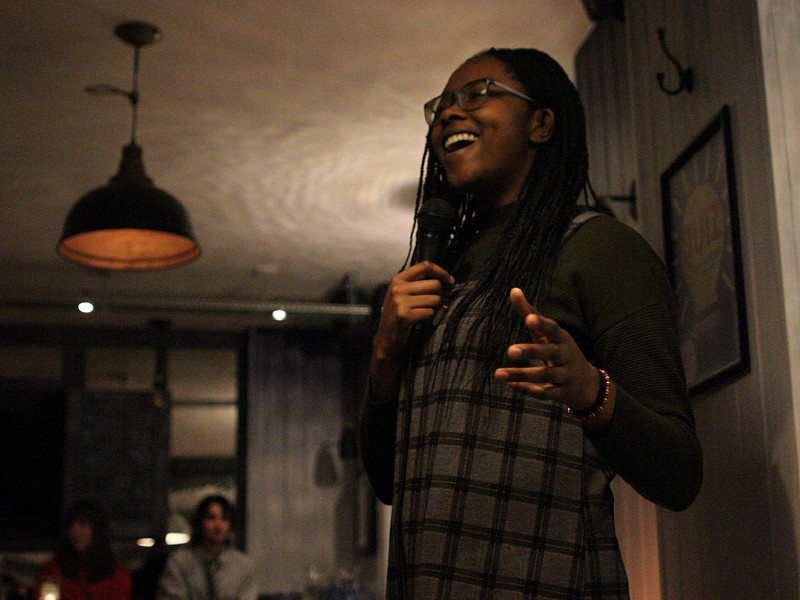 Quipped Comedy Night at Prince Street Social