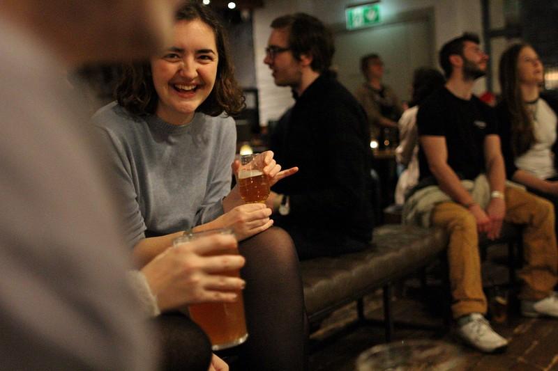 Quipped Comedy Night in Bristol 2019