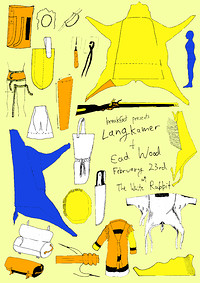 Breakfast Records presents Langkamer + Ead Wood in Bristol