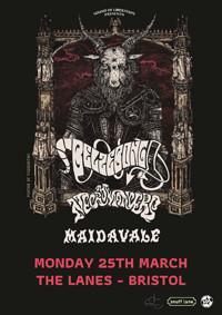 Belzebong // MaidaVale // The Necromancers in Bristol