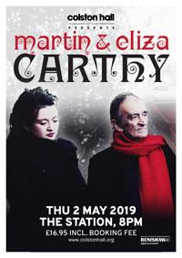 Martin & Eliza Carthy in Bristol