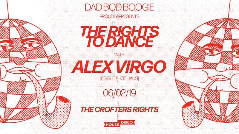 Dad Bod Boogie Presents: The Rights To Dance in Bristol 2019