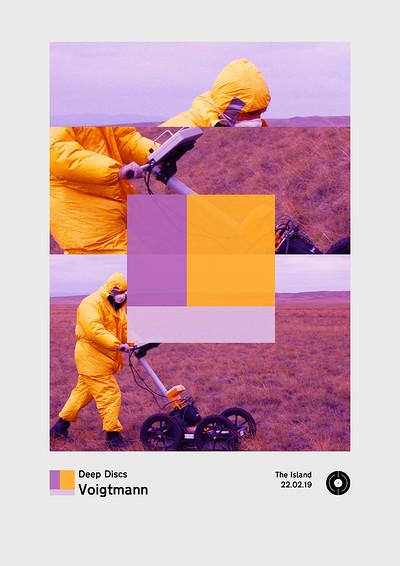 Deep Discs presents Voigtmann  tickets