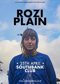 Rozi Plain in Bristol