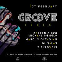Groove Tools 2019  in Bristol