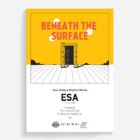 Beneath The Surface: Esa (3HRS) at The Prison Cell in Bristol