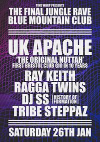 Time Warp: The Final Jungle Rave in Bristol