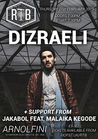 Raise the Bar (Feat. DIZRAELI + more) in Bristol