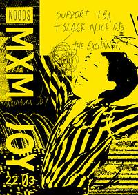 Noods: MXMJoY (Maximum Joy) in Bristol