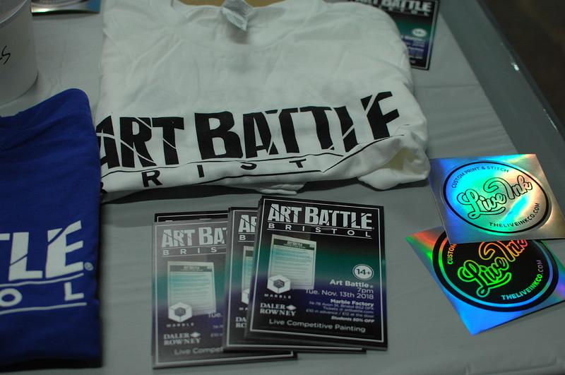 Art Battle Trinity at The Trinity Centre