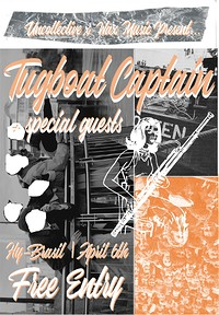 Tugboat Captain + special guests in Bristol
