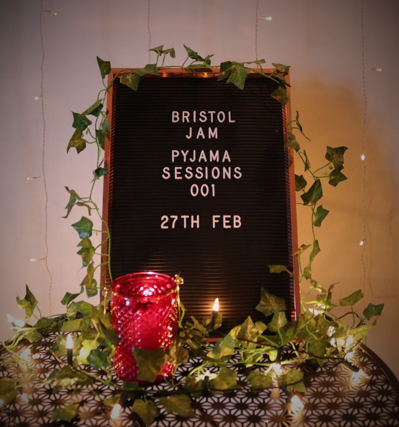 Pyjama Sessions #001 in Bristol 2019