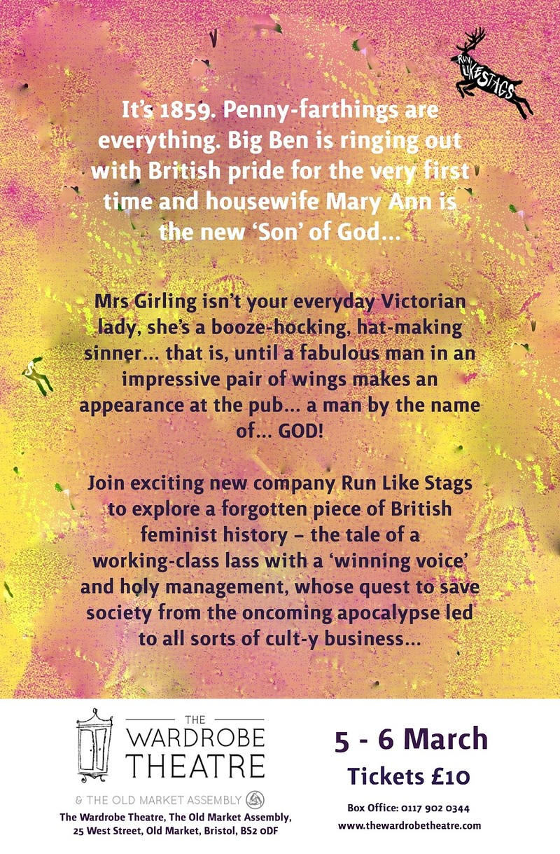 Girl(ing) at The Wardrobe Theatre