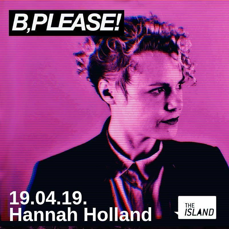 B,Please! feat Gideön & Hannah Holland in Bristol 2019