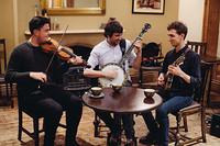 Dan Walsh trio in Bristol