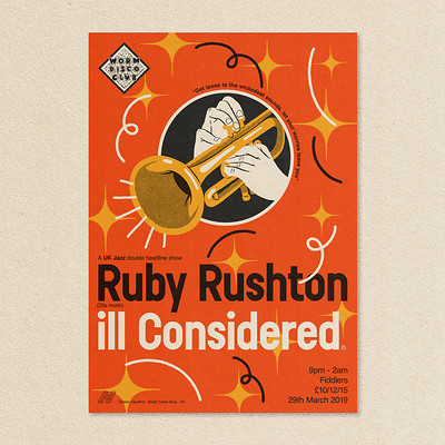 Worm Disco Club: Ruby Rushton + ILL Considered tickets