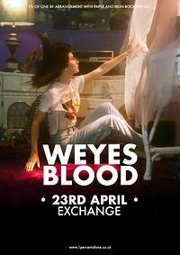 Weyes Blood in Bristol