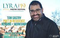 Tom Sastry | Reading + Workshop in Bristol