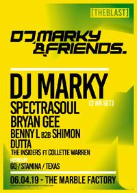 DJ Marky & Friends - Bristol in Bristol