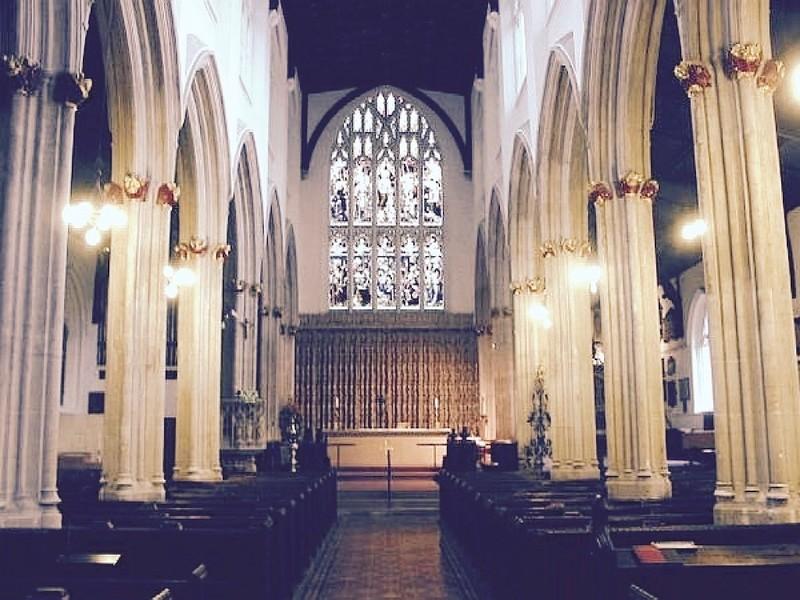 Sam Brookes + Murmuration Choir in Bristol 2019