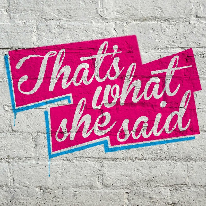 That's What She Said feat. Iona Lee in Bristol 2019