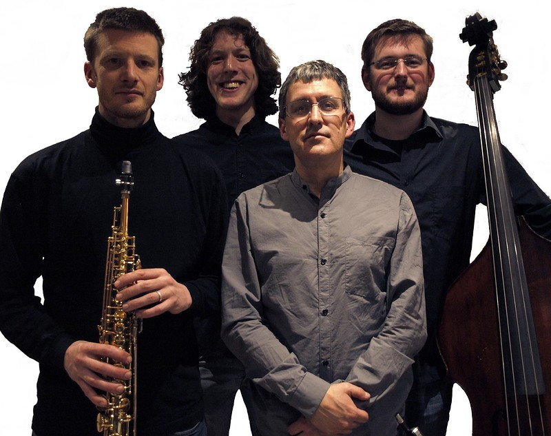 JOHN LAW'S RE-CREATIONS at Fringe Jazz