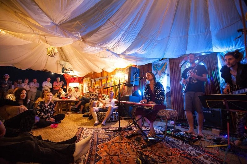 The People's Front Room Take Over at The Loco Klub at The Loco Klub