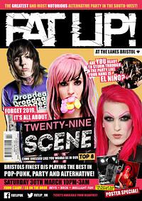 ★ FAT LIP ★ Twenty-Nine-Scene Party! 30th March @T in Bristol