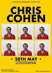 Chris Cohen in Bristol