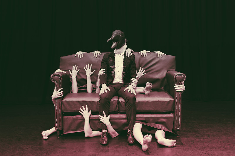 'The Penguin & I' by Living Room Circus at The Loco Klub