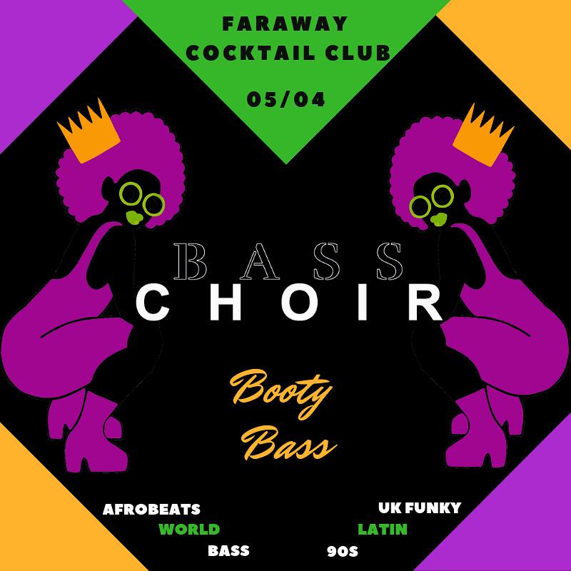 at Faraway Cocktail Club