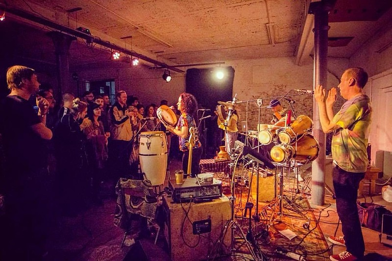 On The Corner Takeover: Penya (live) + Pete OTC at Crofters Rights