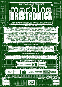 Machina Bristronica in Bristol