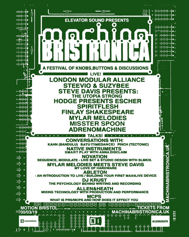 Machina Bristronica at Motion