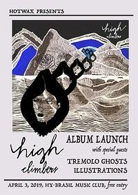 High Climbers 'Faire-Part' Album Launch in Bristol