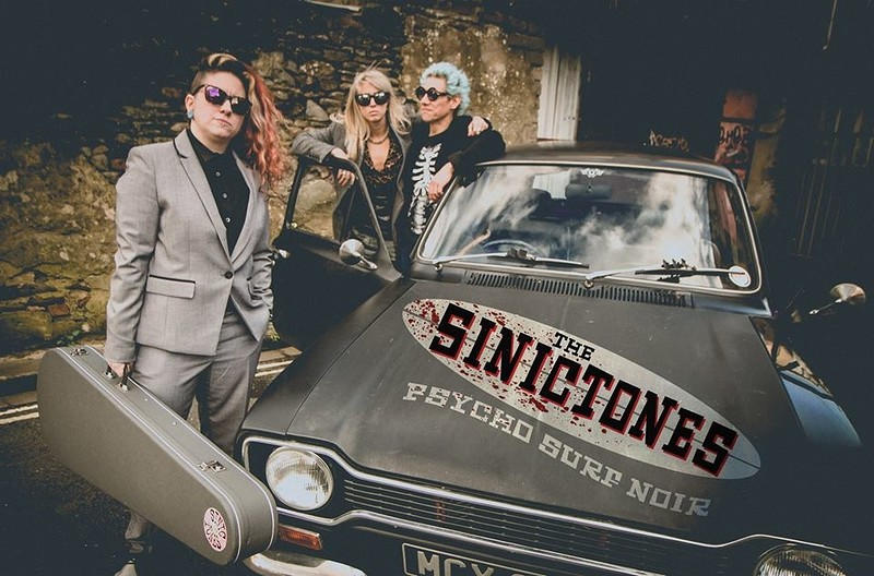 The Blunders, The Sinictones & Aughiskey in Bristol 2019