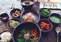 Korean Dinner at Rockaway Park in Bristol