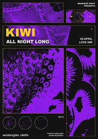 Midnight Shift Presents Kiwi All Night Long in Bristol