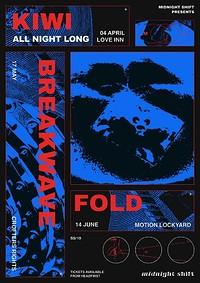 Midnight Shift Presents Breakwave (Meine Nacht) in Bristol