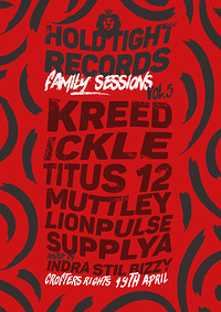 Hold Tight Family Sessions: VOL 5  in Bristol