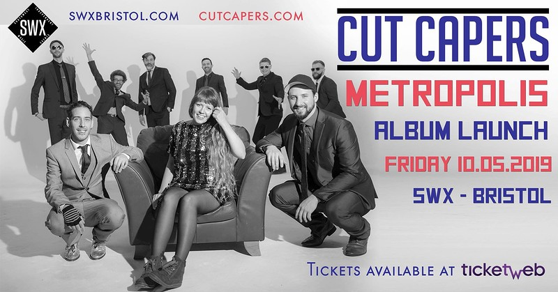 Cut Capers Album Launch Party at SWX