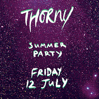 Thorny Summer Party 2019 in Bristol