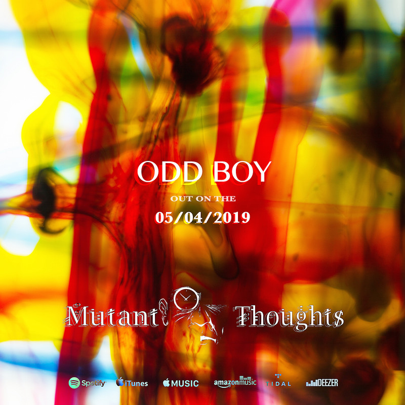 Mutant-Thoughts - Reality Suspended EP Release at Crofters Rights