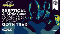Wide Eyes: Skeptical (140 Set) / Commodo / Goth Tr in Bristol