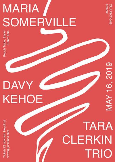 MARIA SOMERVILLE + DAVY KEHOE + TARA CLERKIN TRIO tickets