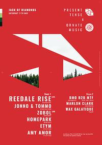 Present Tense x Ornate Music: Reedale Rise in Bristol