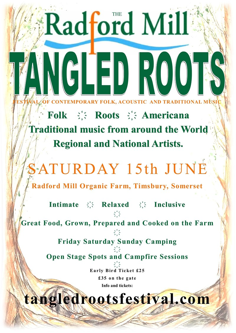 Tangled Roots Festival in Bristol 2019