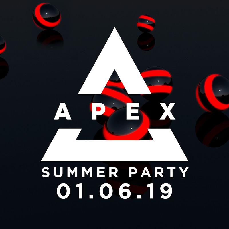 Apex Summer Party w/ Ellen Allien, Blawan & Rebuke in Bristol 2019