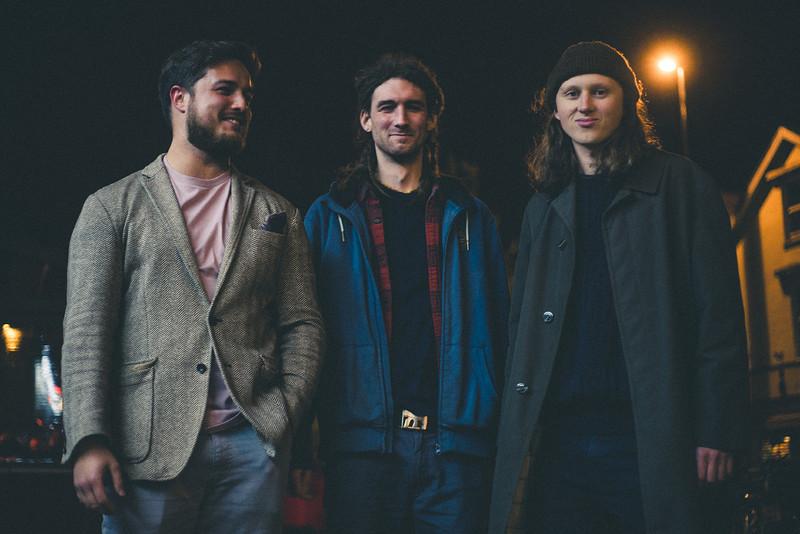 Waldo's Gift - Album Launch in Bristol 2019